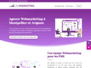Les Marketing, une agence web située à Montpellier
