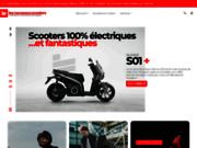 Les Nouveaux scooters – magasin scooter electrique