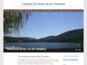Camping Les Saules du Lac Chambon