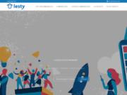 Confiez la création du site internet de votre agence immobilière à Lesty