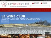 Le Wine Club - Vente de Grands Crus et Champagnes