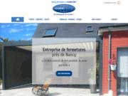 SARL ISOLATION ET HABITAT à Dommartin-lès-Toul pour la pose de menuiseries extérieures