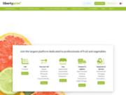 Libertyprim' : la plus grande plateforme dédiée aux professionnels des fruits et légumes