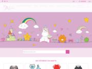 Licorne Fashion : vente d'accessoires licorne