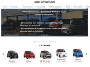 Ligier Microcar Brest votre expert voiture sans permis sur Brest