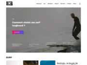 Guide en ligne sur les sports de glisse