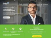 Links Portage - portage salarial et activité