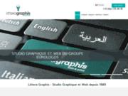 Littera Graphis, studio graphique et web