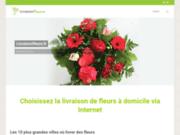 Site internet de livraison fleurs