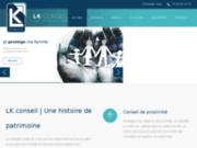LK Conseil, cabinet de gestion du patrimoine à Lille