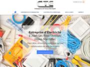 CTE - Compagnons de Travaux Électriques, artisan électricien à Antibes