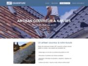 Couvreur à Nantes et Saint-Herblain, dépannage toiture en 24h