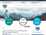 Agence de location de voiture à Bordeaux