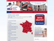 Location de monte meuble partout en France