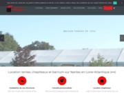 Location Richard - Chapiteau Mariage Nantes