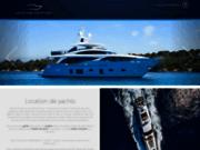 Location de Yachts de Luxe avec Equipage