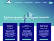 Un site pour les logiciels CRM