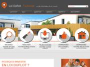 Information sur la Loi Duflot à Toulouse