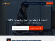 Garde-meubles à louer Belgique