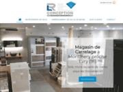 LR Conception, magasin de carrelage en Essonne