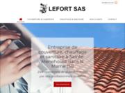 Lefort SAS, couvreur zingueur à Sainte-Menehould