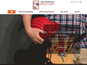Ludo Construction : Entreprise de rénovation intérieure et extérieure dans les Alpes-Maritimes