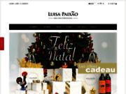 Luisa Paixao, produits du Portugal