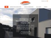 Gueutier William : Construction, gros œuvre et travaux de rénovation à Pléchâtel