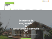 Parente - Entreprise de maçonnerie près de Besançon