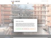 SARL Petit : Entreprise de maçonnerie, terrassement et assainissement proche de Poitiers