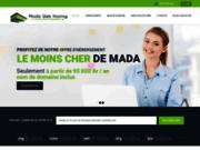 Hébergement web Madagascar