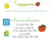 Magapomme produits de saison