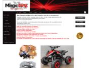 MagicBike - Quads pour enfants
