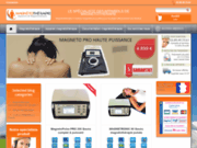 Vente en ligne d'appareils de magnétothérapie