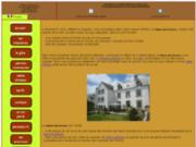 Maison des Rochers à Saint-Guénolé dans le Finistère