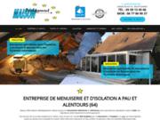 Menuiserie et isolation : Maison Développement à Beuste en Pyrénées-Atlantiques