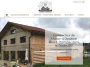 Hanrot Fornage, constructeur de maisons à ossature bois à Pontarlier