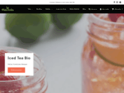 Vente de thés verts bio