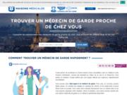 Mamedecine.fr : Prise de rendez-vous en ligne de médecine alternative