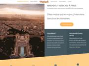 Maitre Haksali : marabout à Paris, un très grand voyant africain