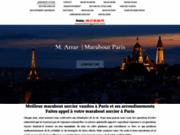 Marabout africain à Paris