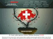 Dr Assal, redoutable marabout voyant en Suisse