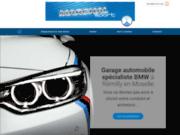 SARL Marchal Sport Garage à Remilly spécialiste des BMW
