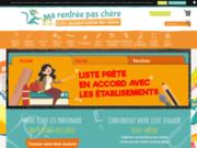 Fournitures scolaires pas chères en ligne : Ma Rentrée pas Chère