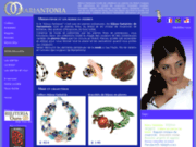 Mariantonia bijoux fantaisies en pierres du Bresil