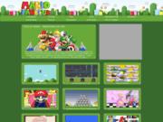 MarioFanClub, la plateforme des jeux de Mario