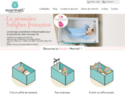 Marmott' la baby box made in France
