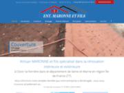Couvreur-zingueur : Entreprise Maronne et Fils à Pontault-Combault en Seine et Marne