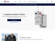 Marques de France - Le guide du Made in France
