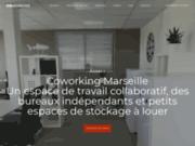 Espace de travail partagé à Marseille et bureaux à louer